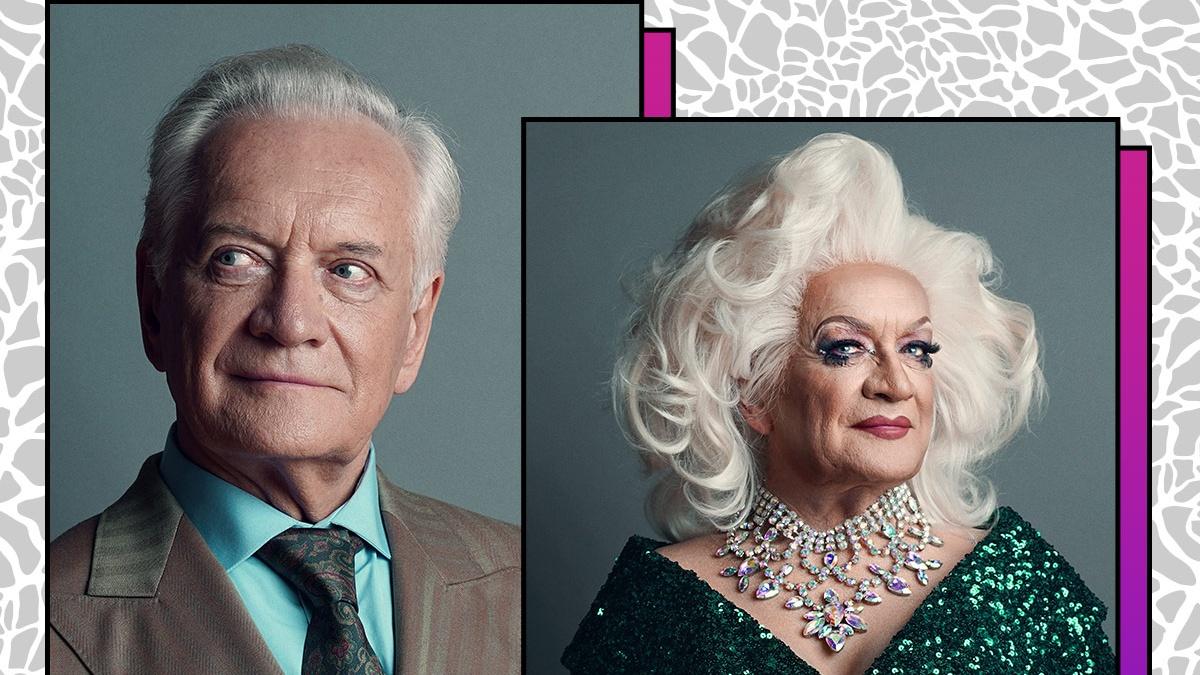 Andrzej Seweryn zagra drag queen w nowym miniserialu Netfliksa