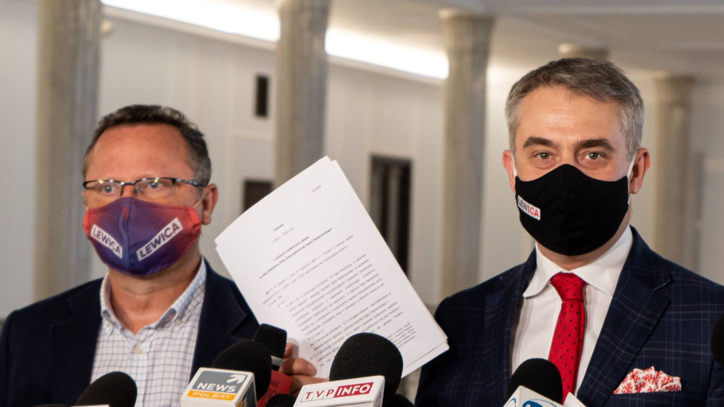 Gawkowski: Będę rekomendował odwołanie ministra spraw zagranicznych