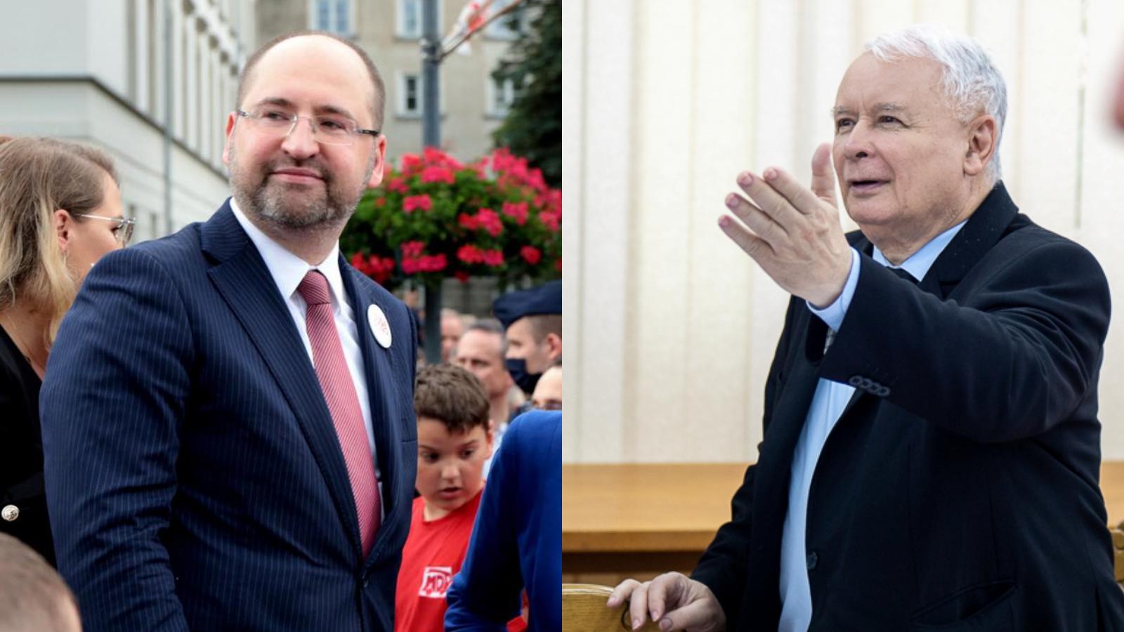 Bielan zajmie miejsce Gowina w Zjednoczonej Prawicy? Negocjacje po urlopie Kaczyńskiego