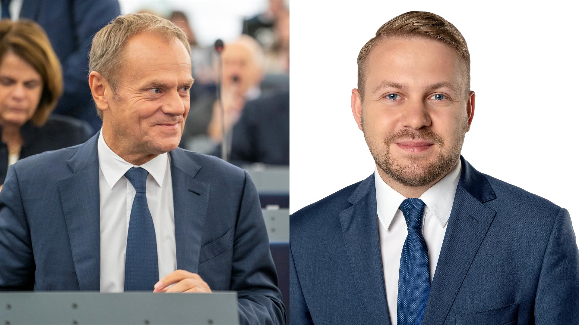 Ozdoba (Solidarna Polska): Donald Tusk jest niedouczony