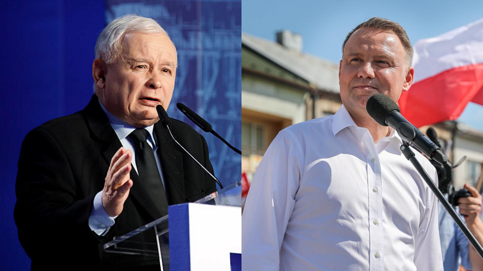 Nieoficjalnie: Duda zawetuje Lex TVN. Prezydent idzie na wojnę z Kaczyńskim