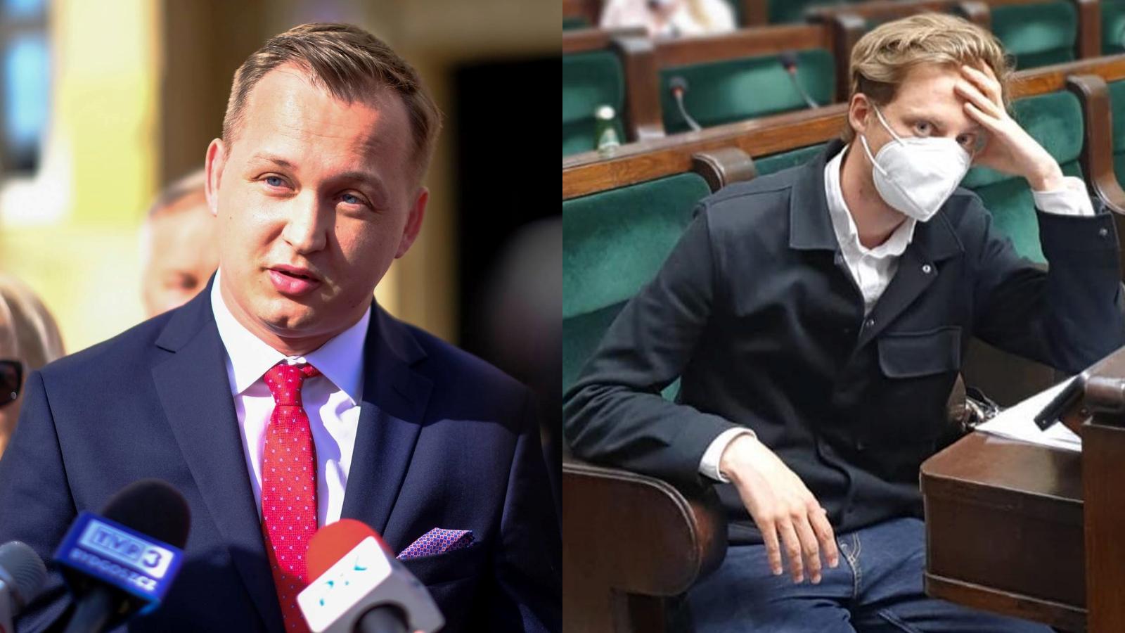 """Ludzie Ziobry żądają, aby Tusk zdyscyplinował Sterczewskiego. """"Powinien przestać pełnić funkcję posła"""""""