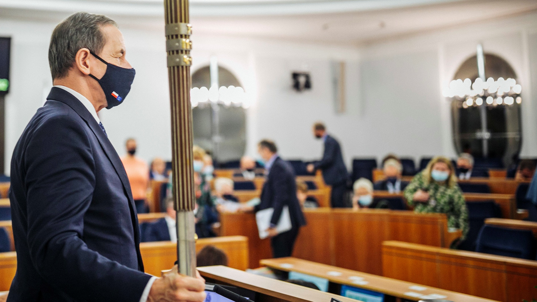 Grodzki: Lex TVN w Senacie 9 lub 10 września. Senatorowie otrzymają analizę prawną
