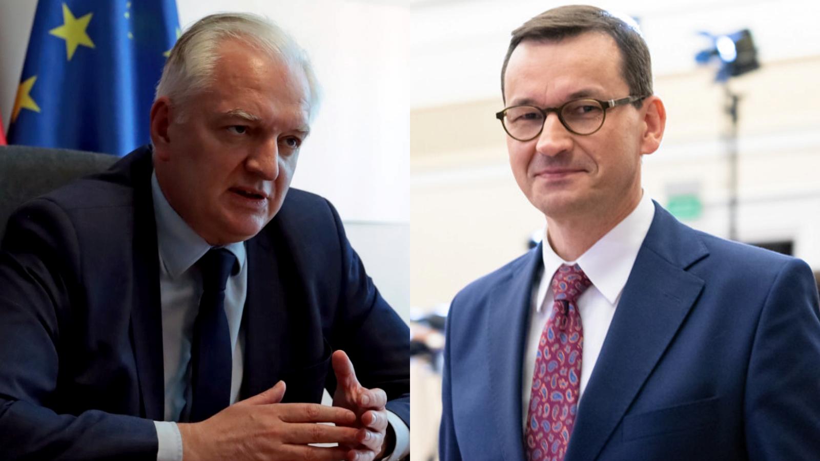 Morawiecki powołał polityków, którzy odeszli od Gowina do resortu rozwoju i technologii