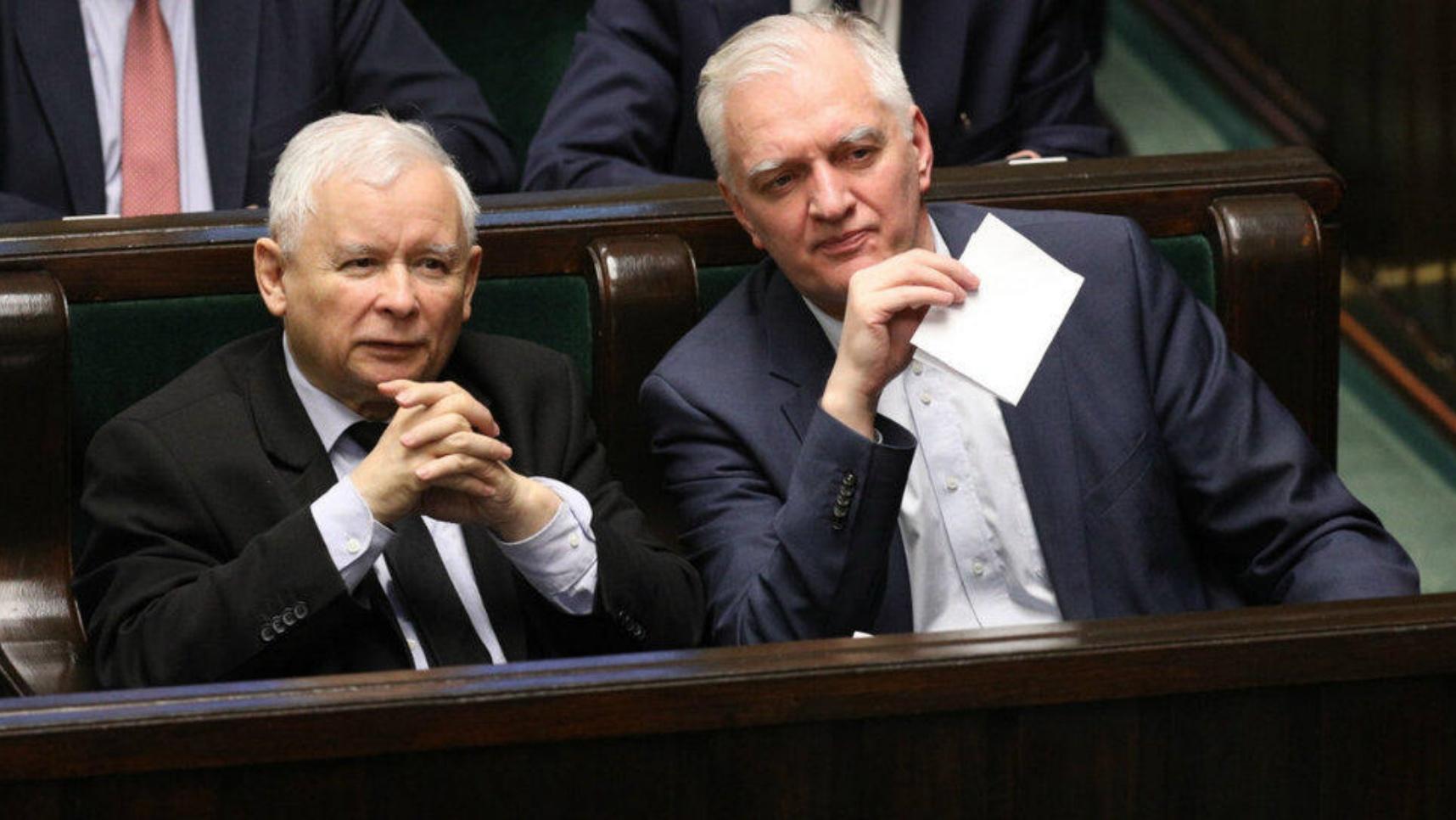 Porażka Gowina. Porozumienie straciło 13 parlamentarzystów
