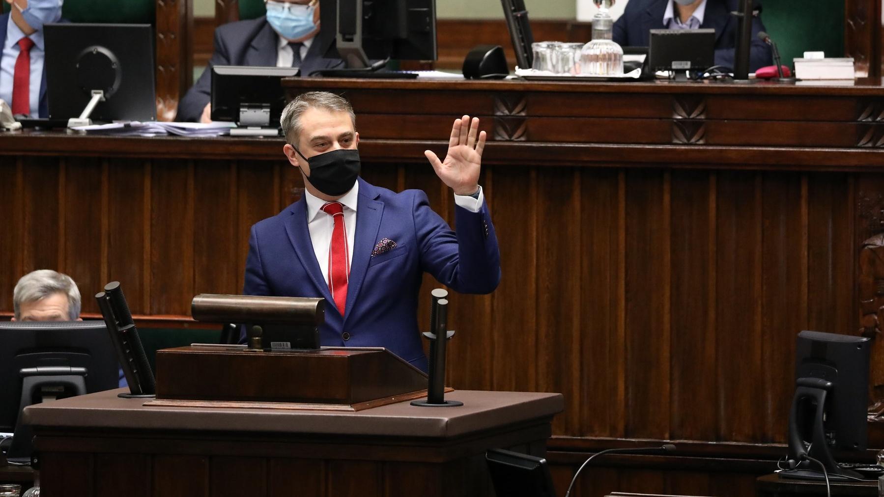 Gawkowski: PiS się skończyło, parlament nie będzie już taki sam