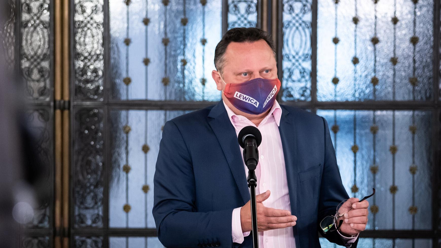 Lewica: Odpowiedź rządu dla KE ws. Izby Dyscyplinarnej to wyprowadzenie Polski z UE
