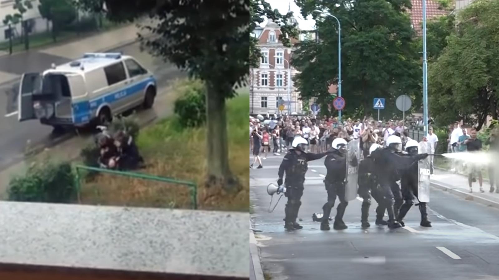 Tą historią żyła cała Polska. Ulica wyraziła swój gniew