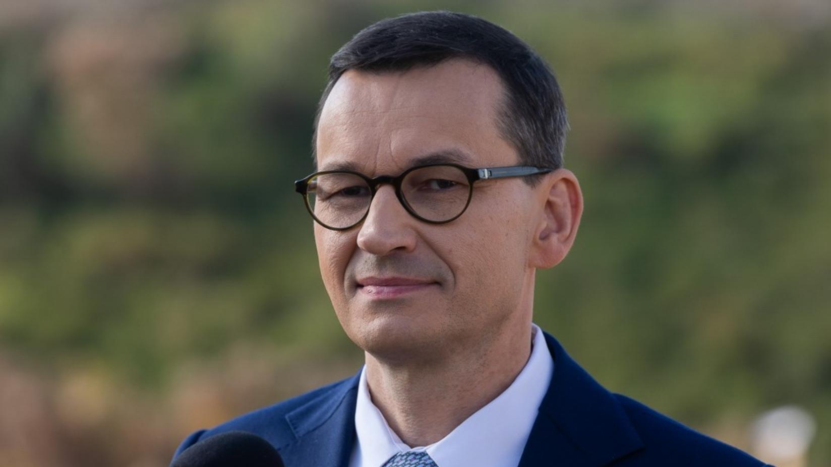 Morawiecki: W czasach PO budżet był dziurawy jak durszlak