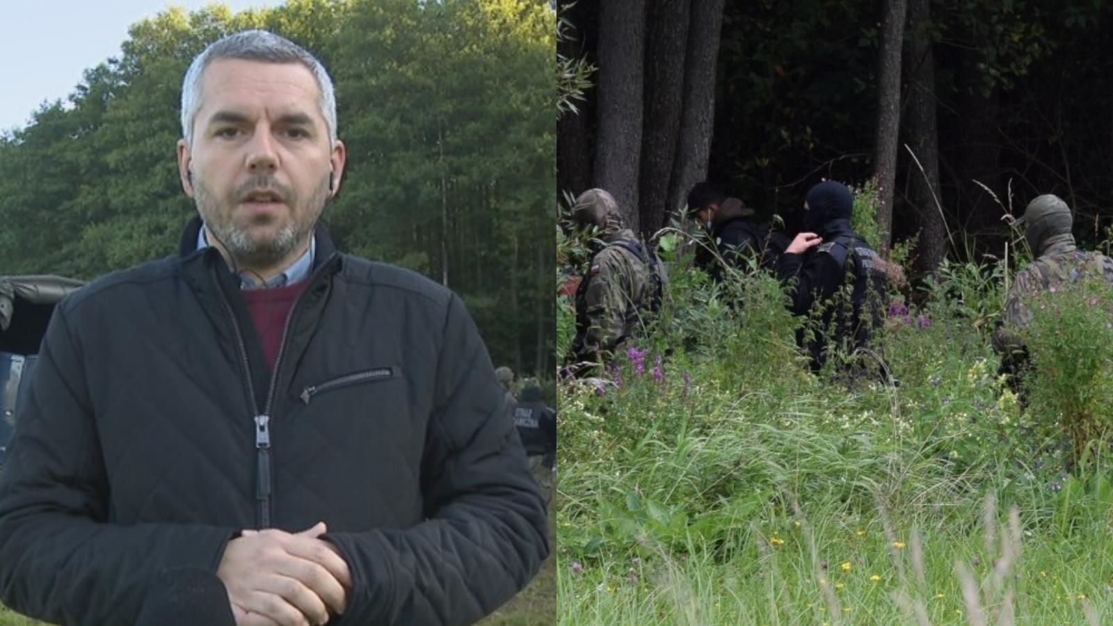 """Konieczny interweniuje na granicy. """"Polska ściga się z reżimem Łukaszenki na okrucieństwo"""""""