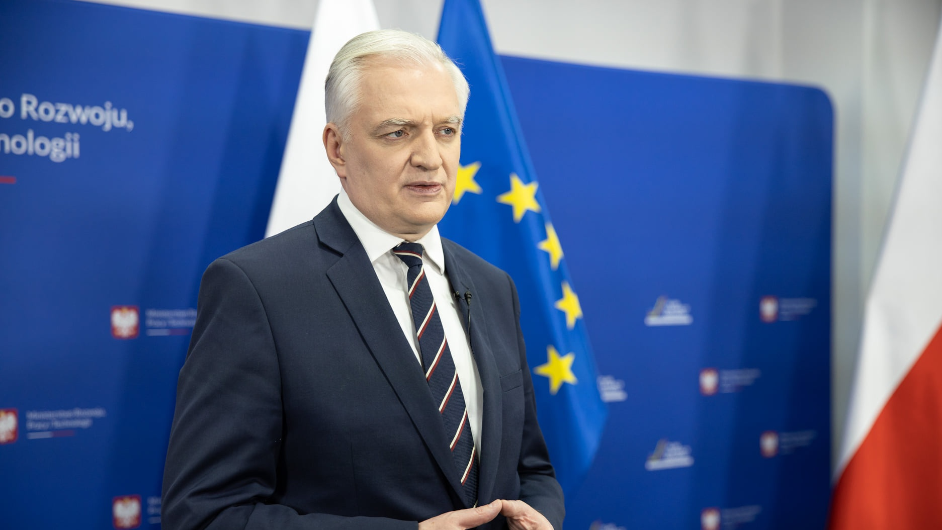 Nieoficjalnie: Gowin zostanie wyrzucony przed głosowaniem nad Polskim Ładem