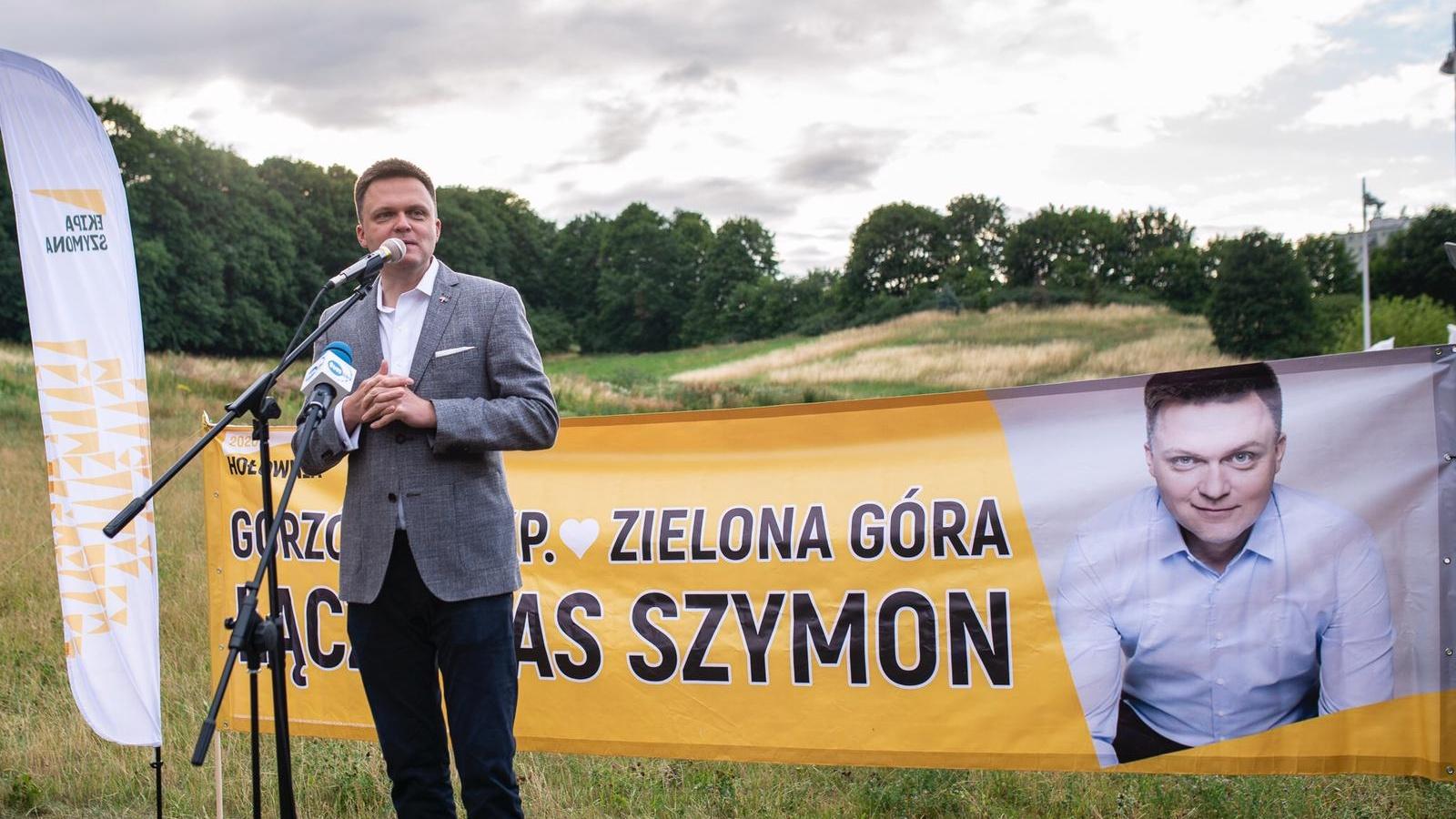 Hołownia: Nie ma powrotu do Polski PO
