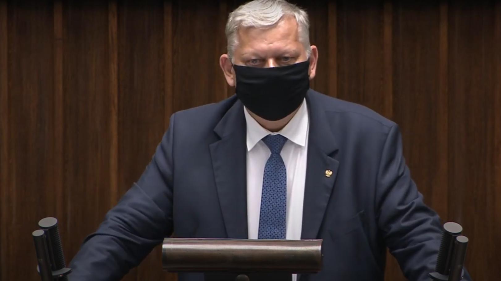Suski do opozycji: Prześladowaliście TV Trwam