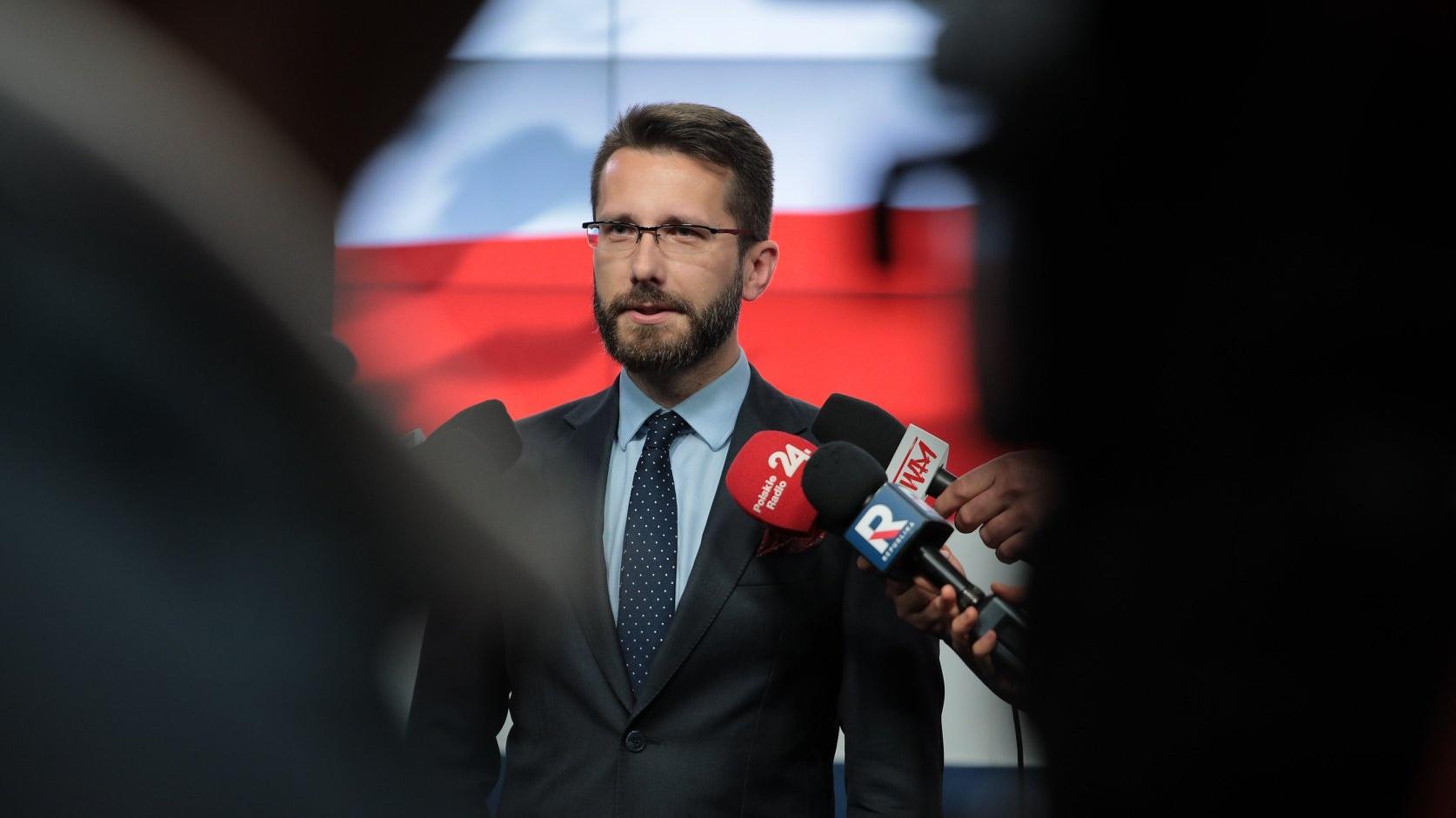 Fogiel: Jestem spokojny o większość w Sejmie, ale nie wykluczam rządu mniejszościowego