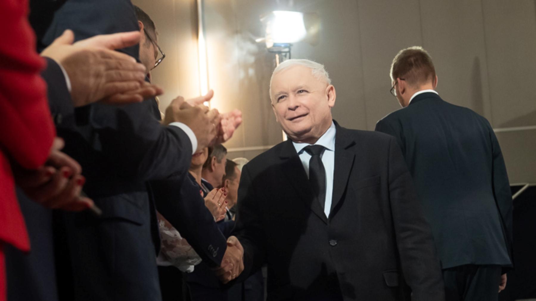 Kaczyński: Systematycznie dążymy do silnej i sprawiedliwej Rzeczypospolitej