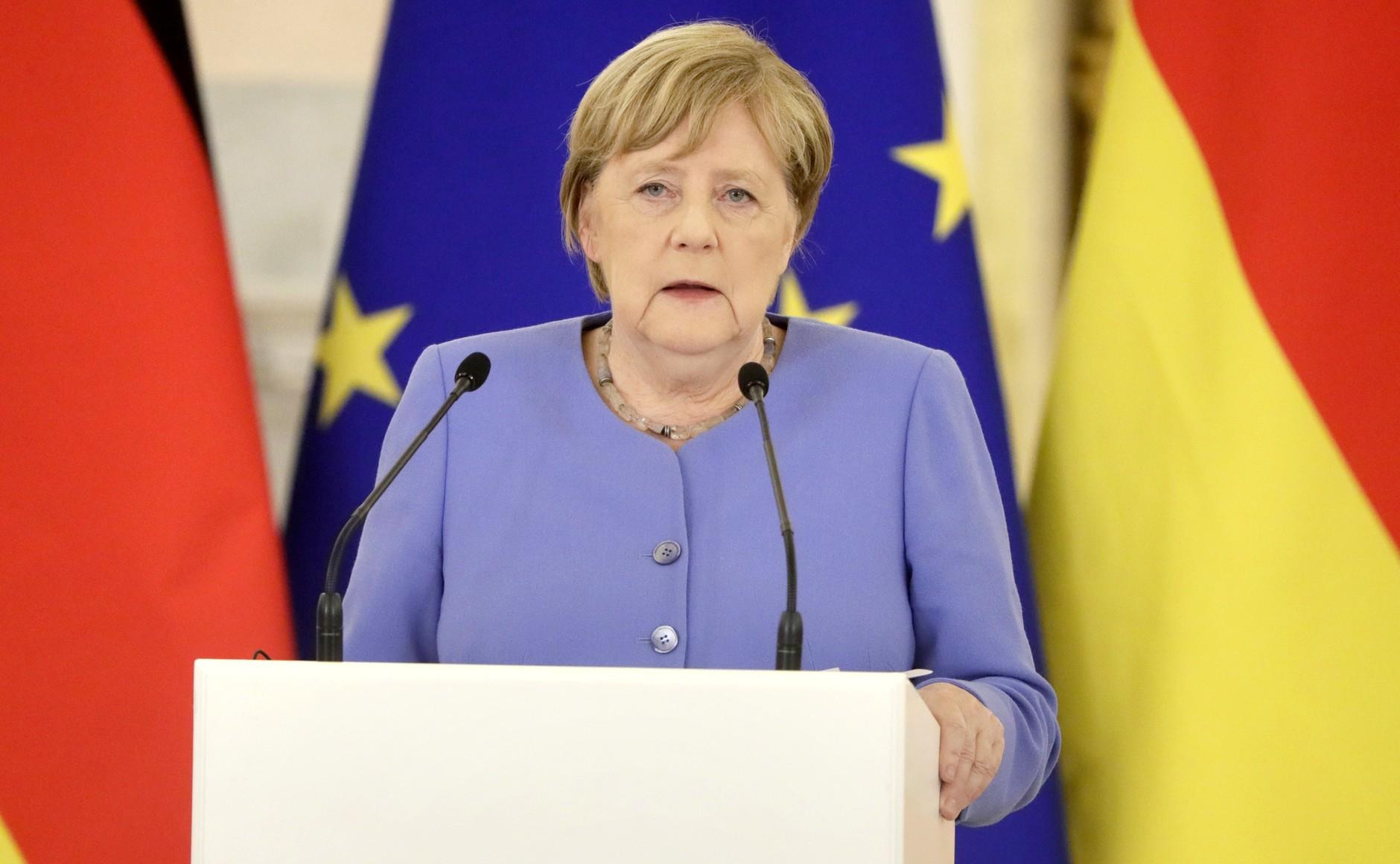 Kanclerz Angela Merkel spotka się z Morawieckim