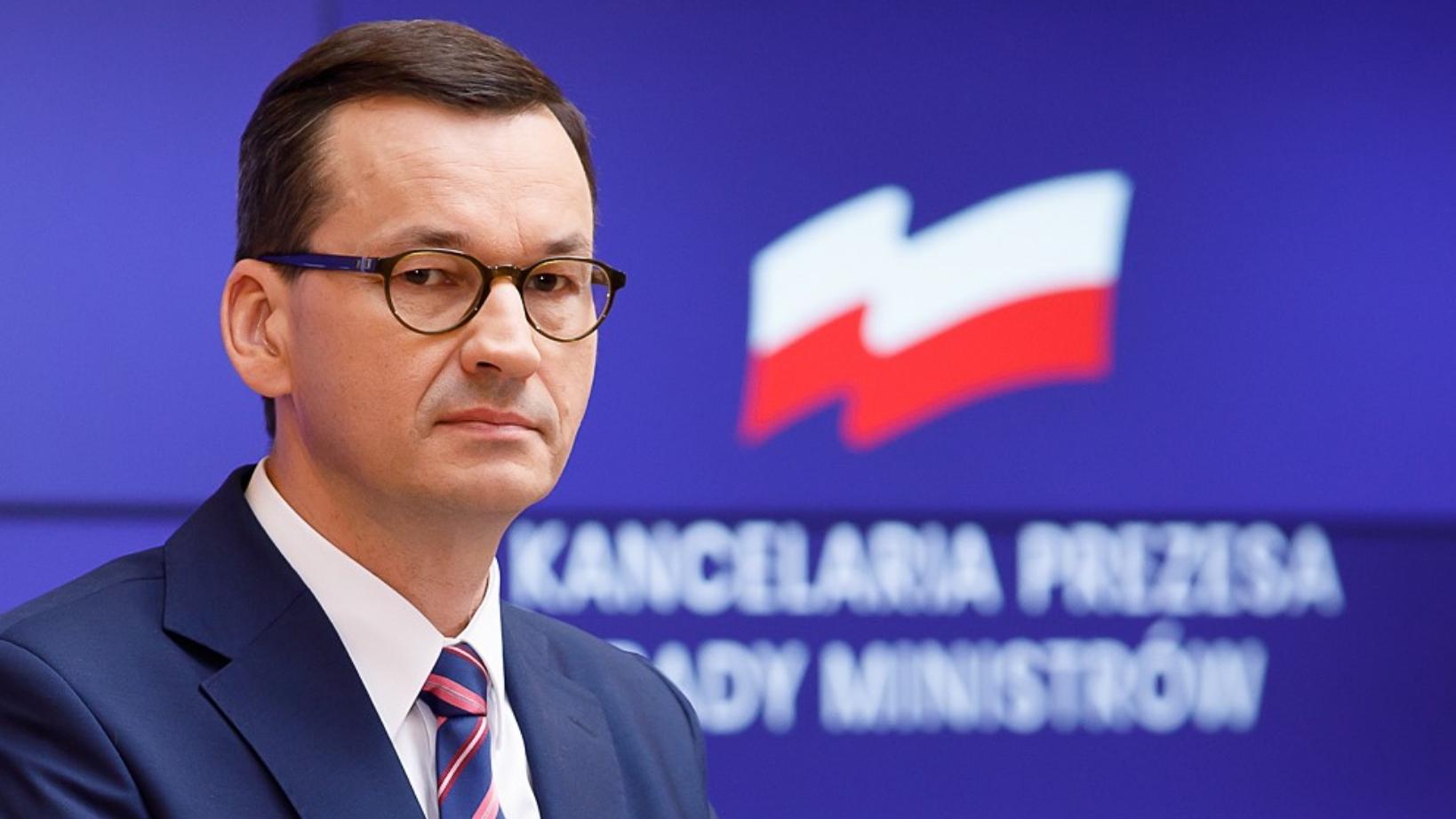 """Morawiecki odpowiedział na apel Tuska. """"Jesteśmy w stanie podjąć rzeczową dyskusję"""""""