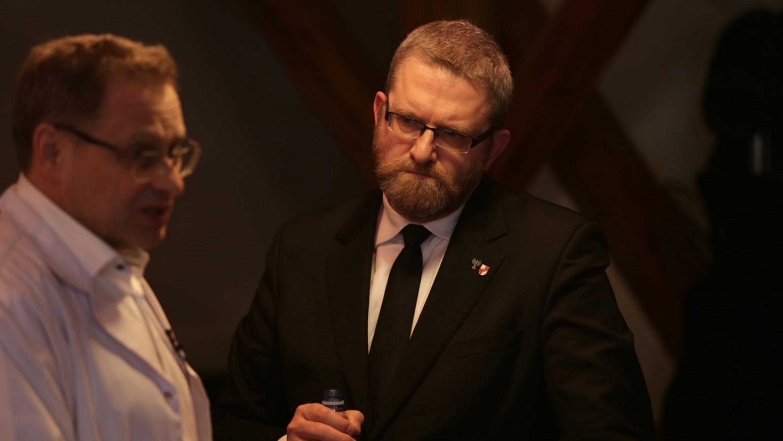 Prezydium Sejmu zdecydowało o najwyższej karze dla Brauna. Co zostanie odebrane posłowi?