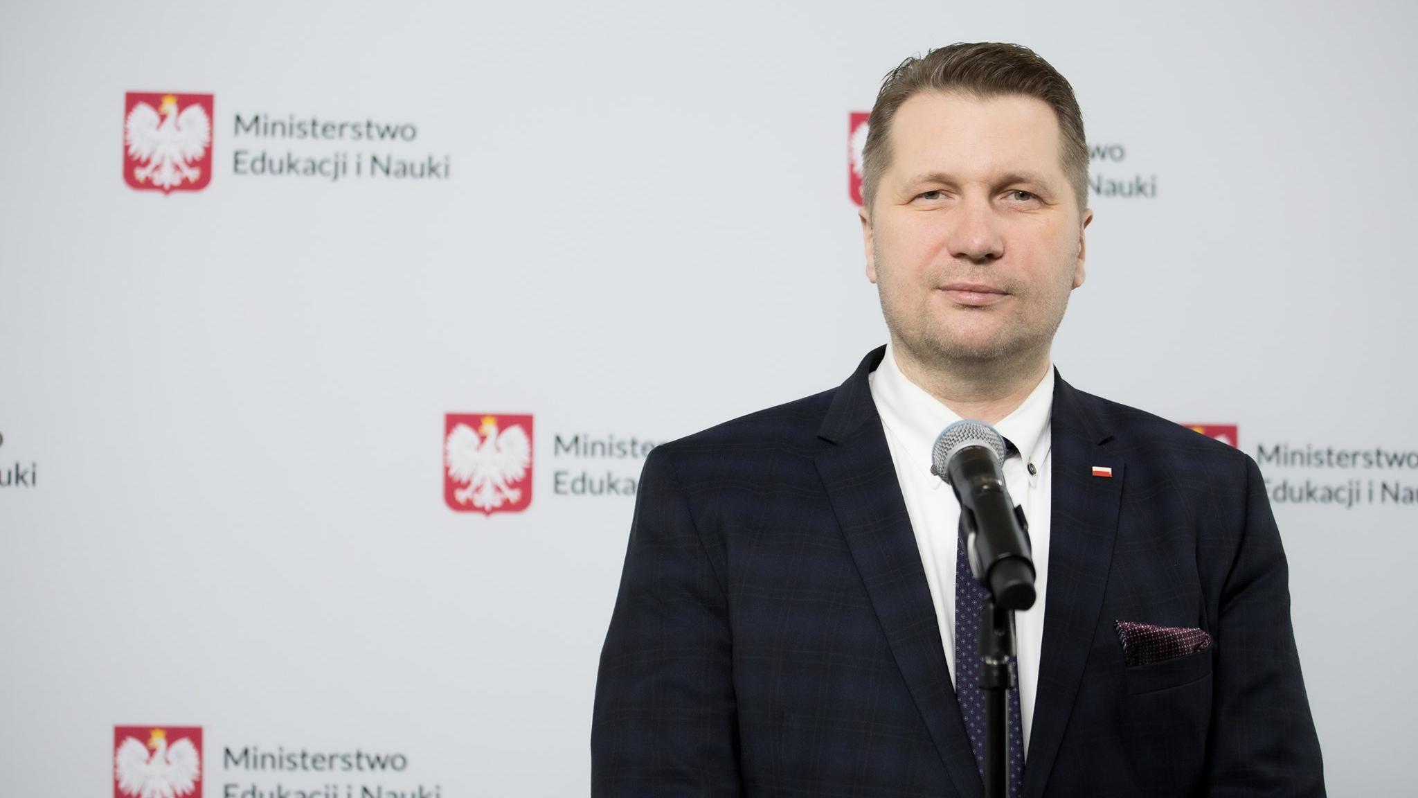 Czarnek: Z Unii Europejskiej chce nas wypchnąć Tusk i jego koledzy z lewactwa
