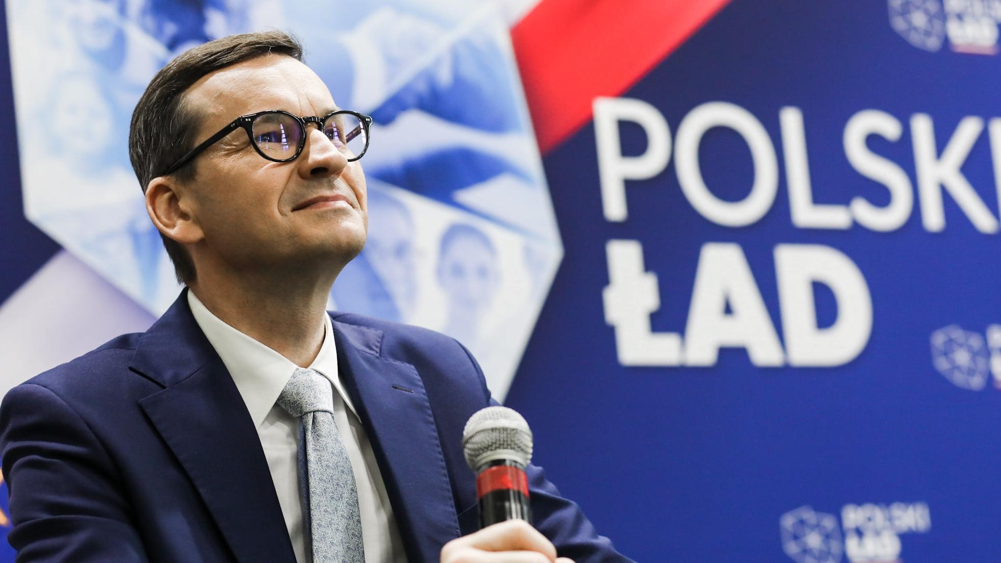Kiedy Polski Ład zostanie przyjęty? Morawiecki przybliżył termin