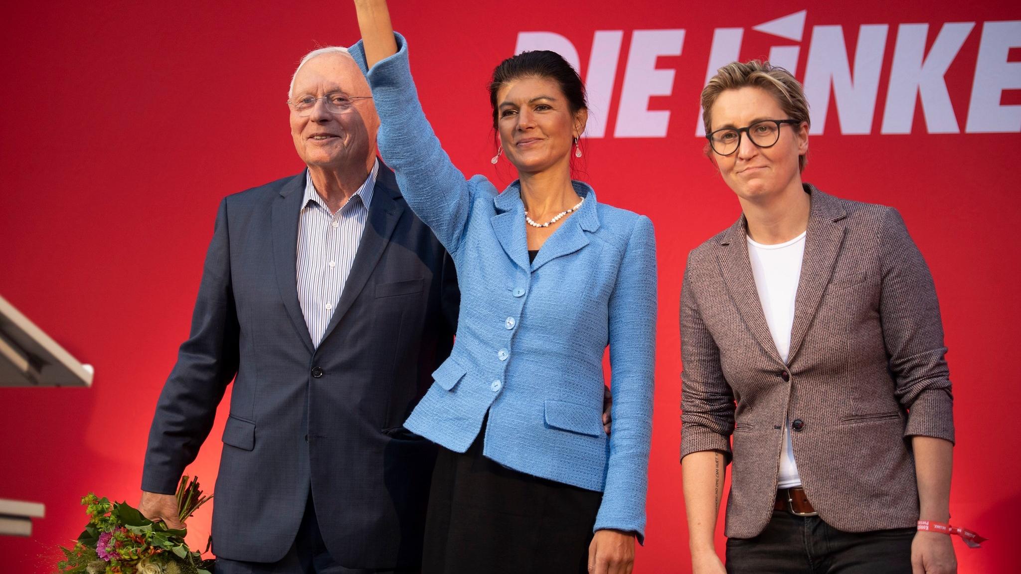 """Die Linke gotowa na koalicję z SPD i Zielonymi. """"Jesteśmy gwarantem spełnienia socjalnych obietnic"""""""