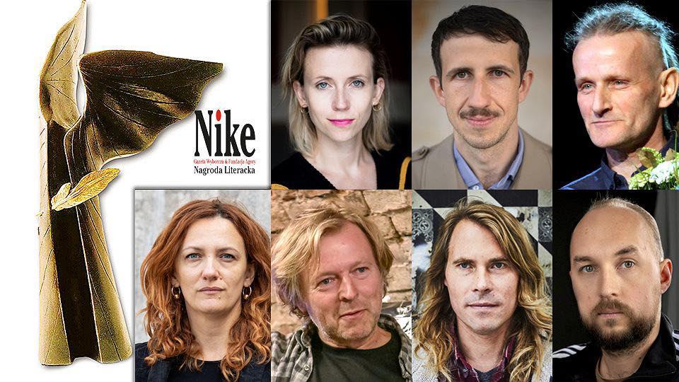 """7 najlepszych książek roku. Znamy finalistów nagrody """"Nike"""""""