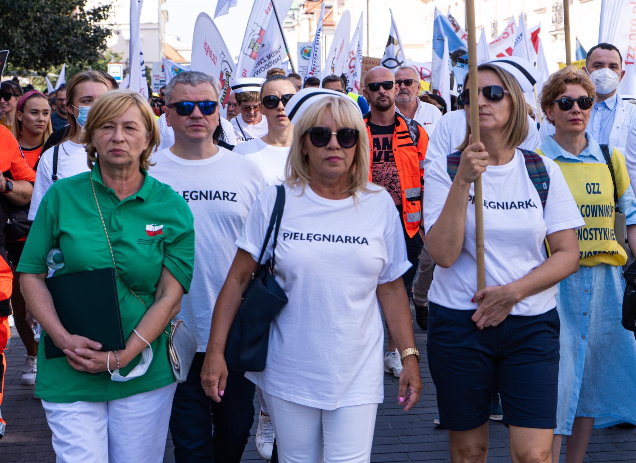 Minister Zdrowia: Morawiecki nie spotka się z medykami
