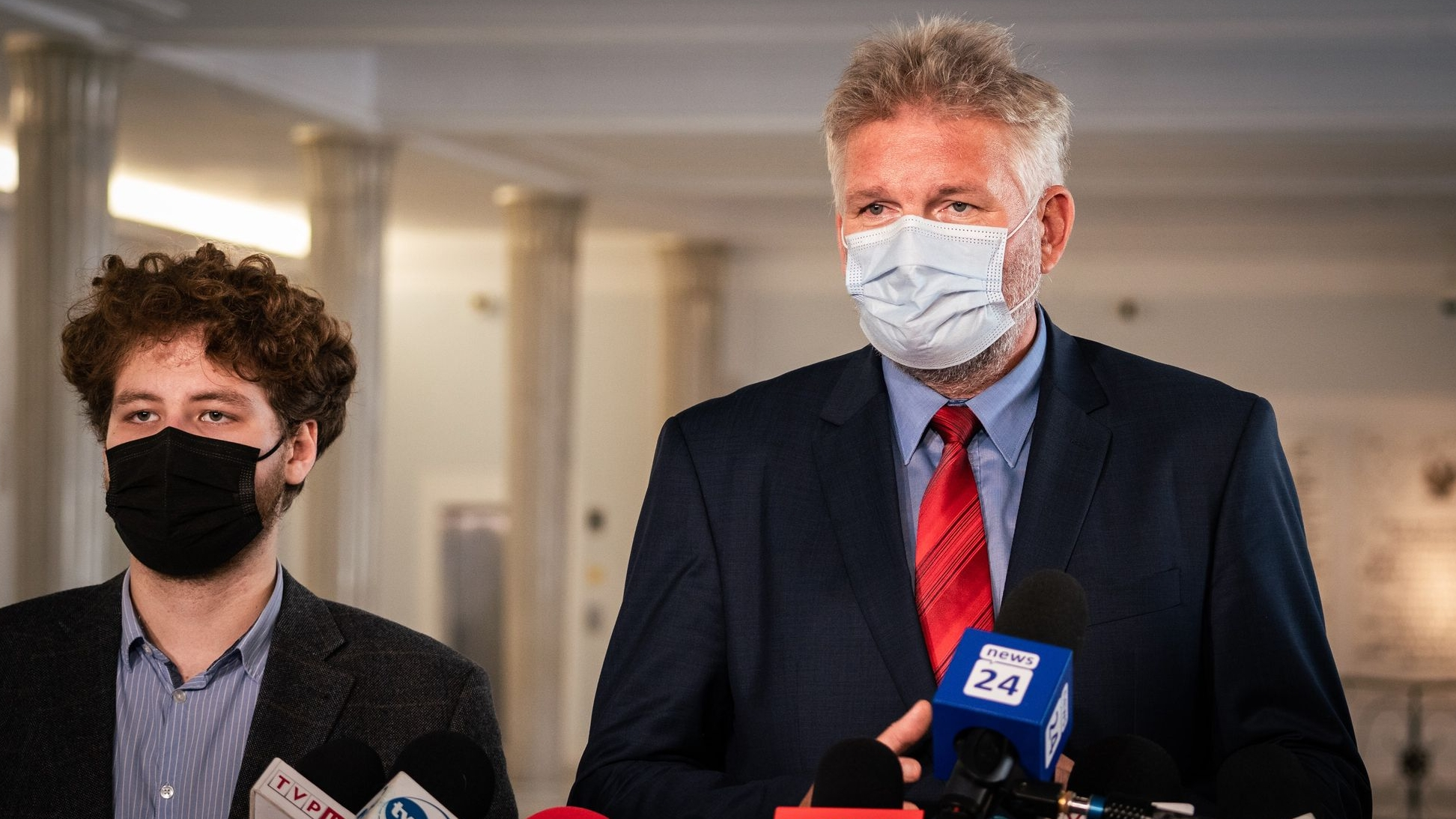 Senator Konieczny: Po pandemii dodatkowe pieniądze powinny zostać w służbie zdrowia