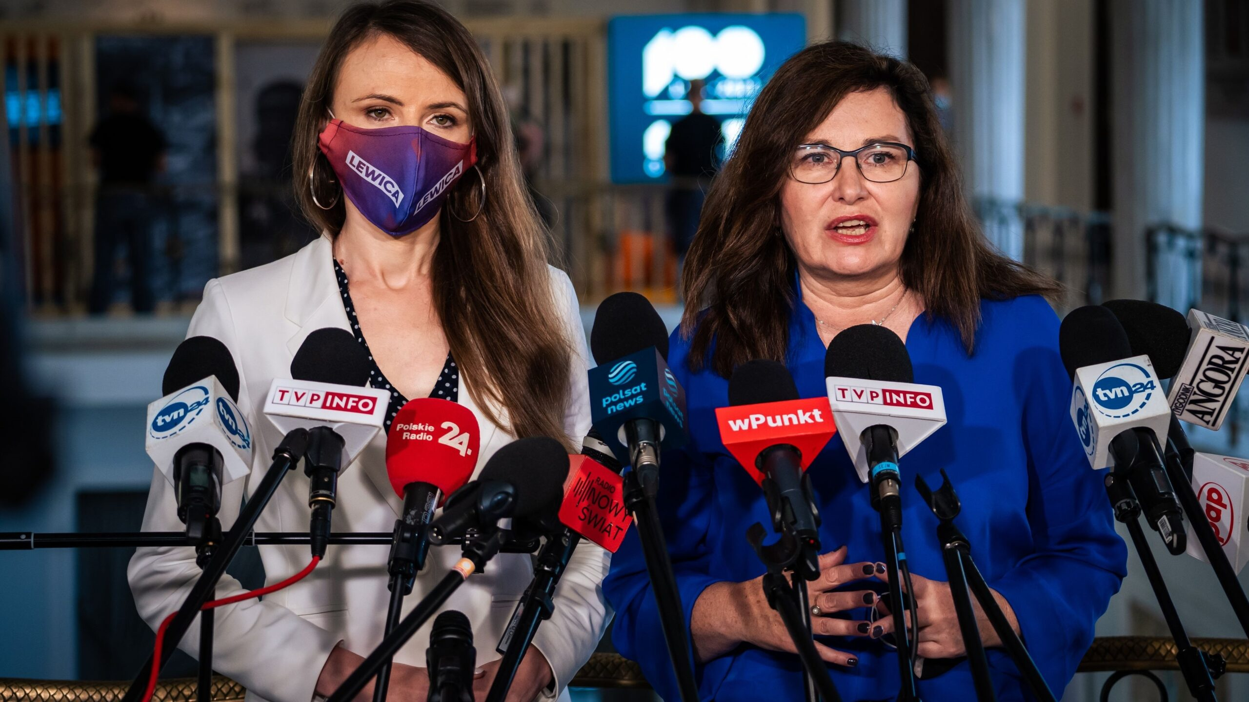 """Lewica apeluje do premiera o spotkanie z medykami. """"To dziś najważniejsze"""""""