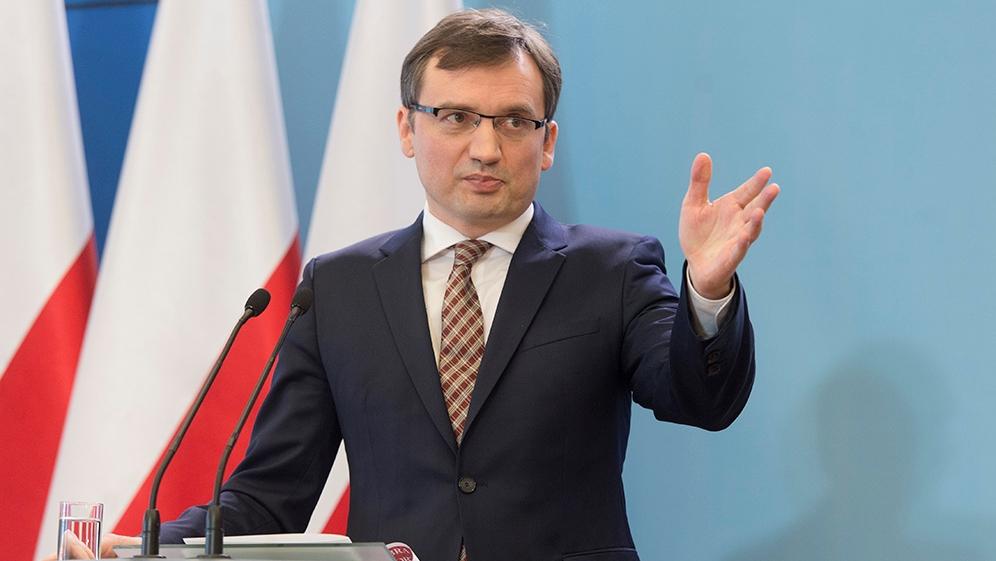 """Ziobro o Turowie: """"To operacja Niemiec i Rosji"""""""