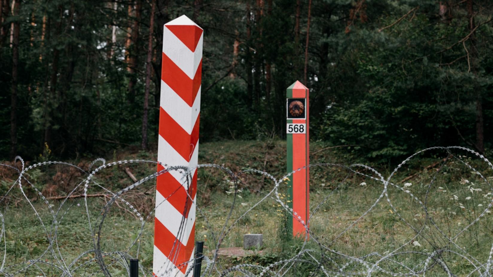 Pobici i okradzeni migranci zatrzymani w Polsce. Ujawniono schemat działania przemytników