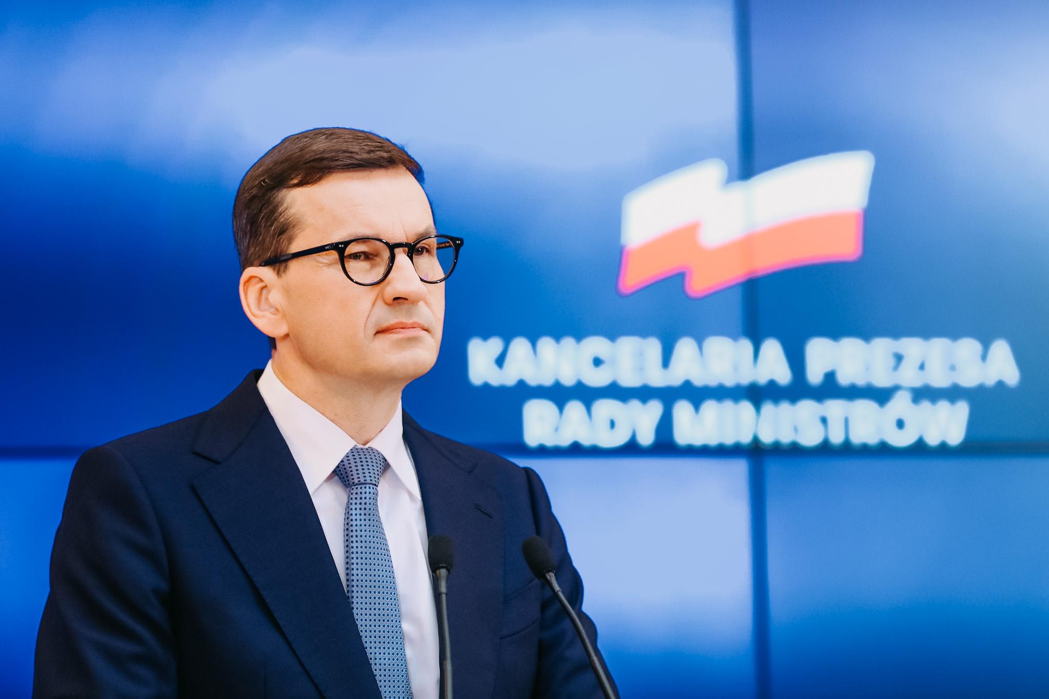 Morawiecki zdradził plany dt. rekonstrukcji rządu