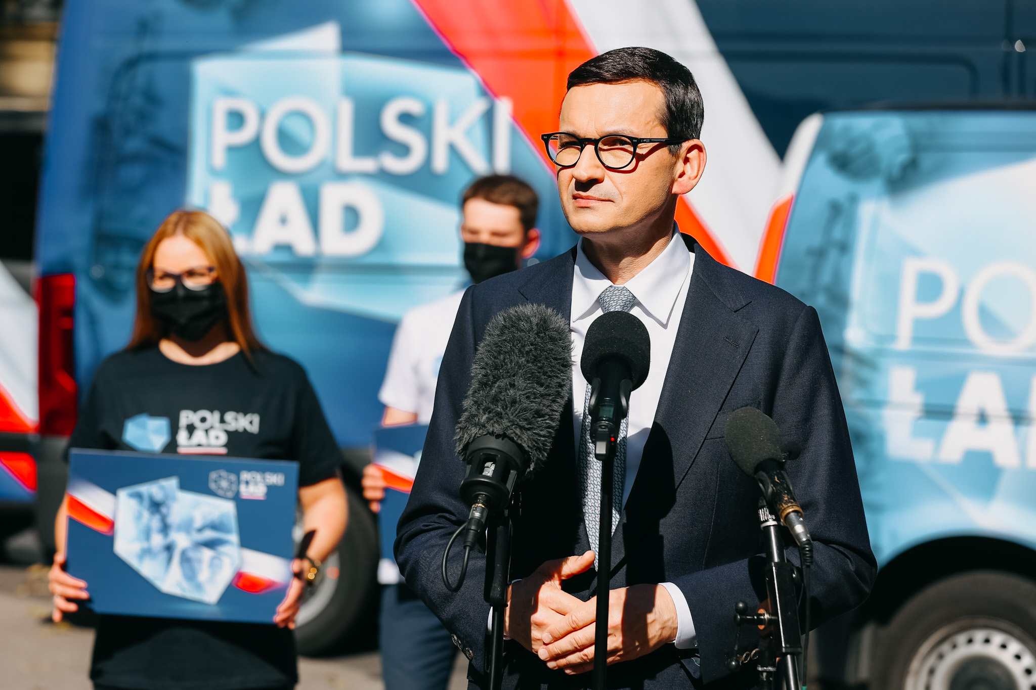 """Morawiecki: """"Chcę być premierem klasy średniej"""""""