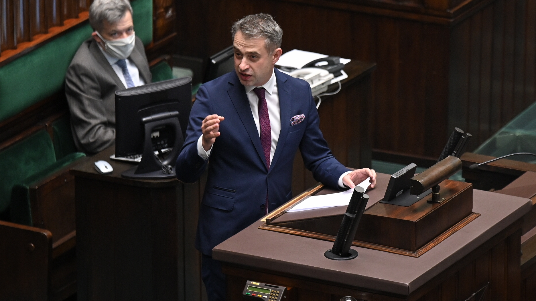 Gawkowski proponuje: Może kary za Turów powinni płacić europosłowie PiS z własnej kasy?