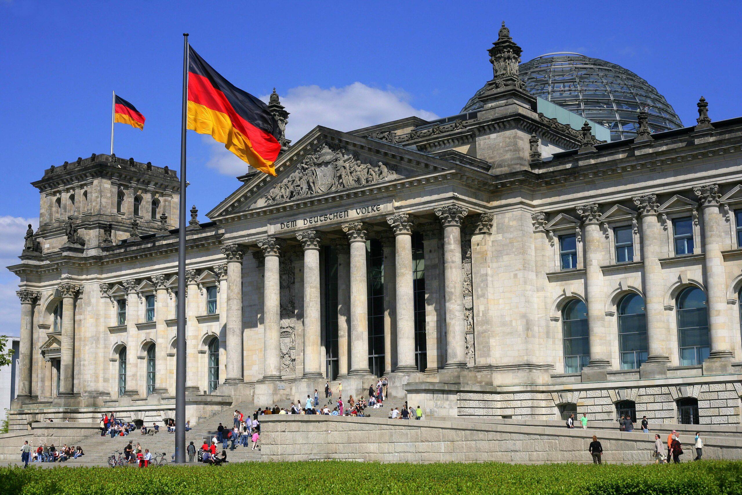 Wybory w Niemczech. Bomba w lokalu wyborczym