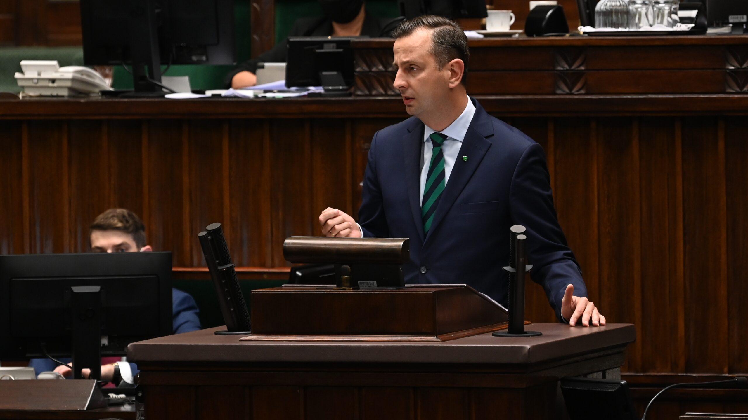 Kosiniak-Kamysz ujawnia: PO dogadała się z PiS na zmianę kandydata w wyborach prezydenckich
