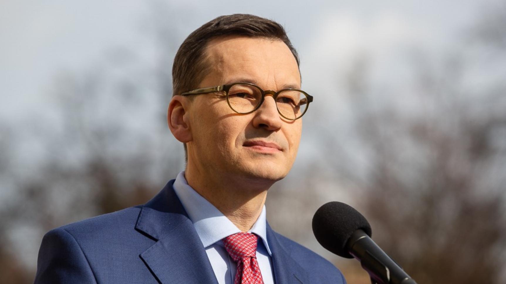 [PILNE] Morawiecki przedstawił nowy podatek. Kogo dotyczy?