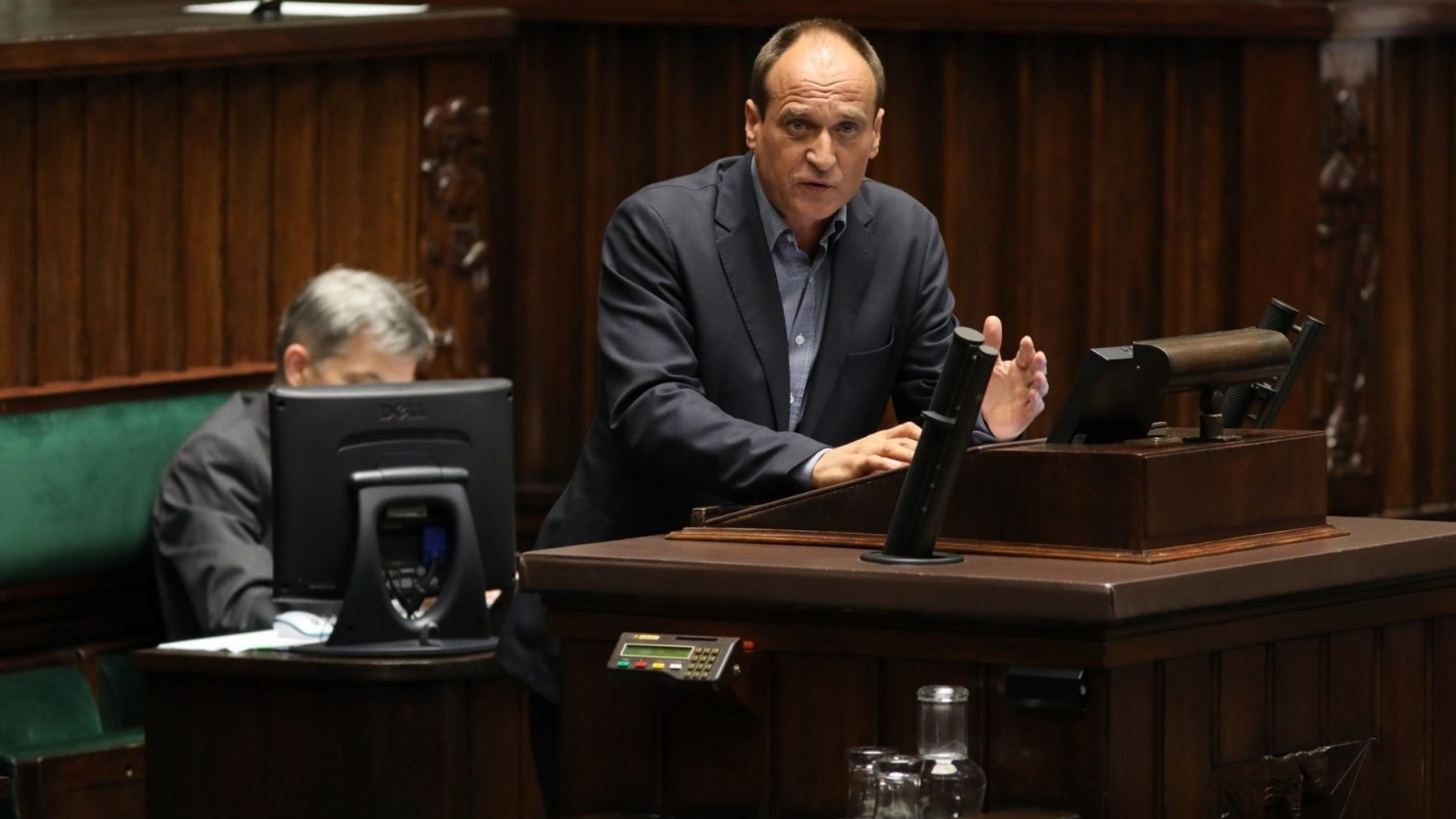Kto w Sejmie odpowiedział na zaproszenie Kukiza? Intensywne spotkania ruszą od września