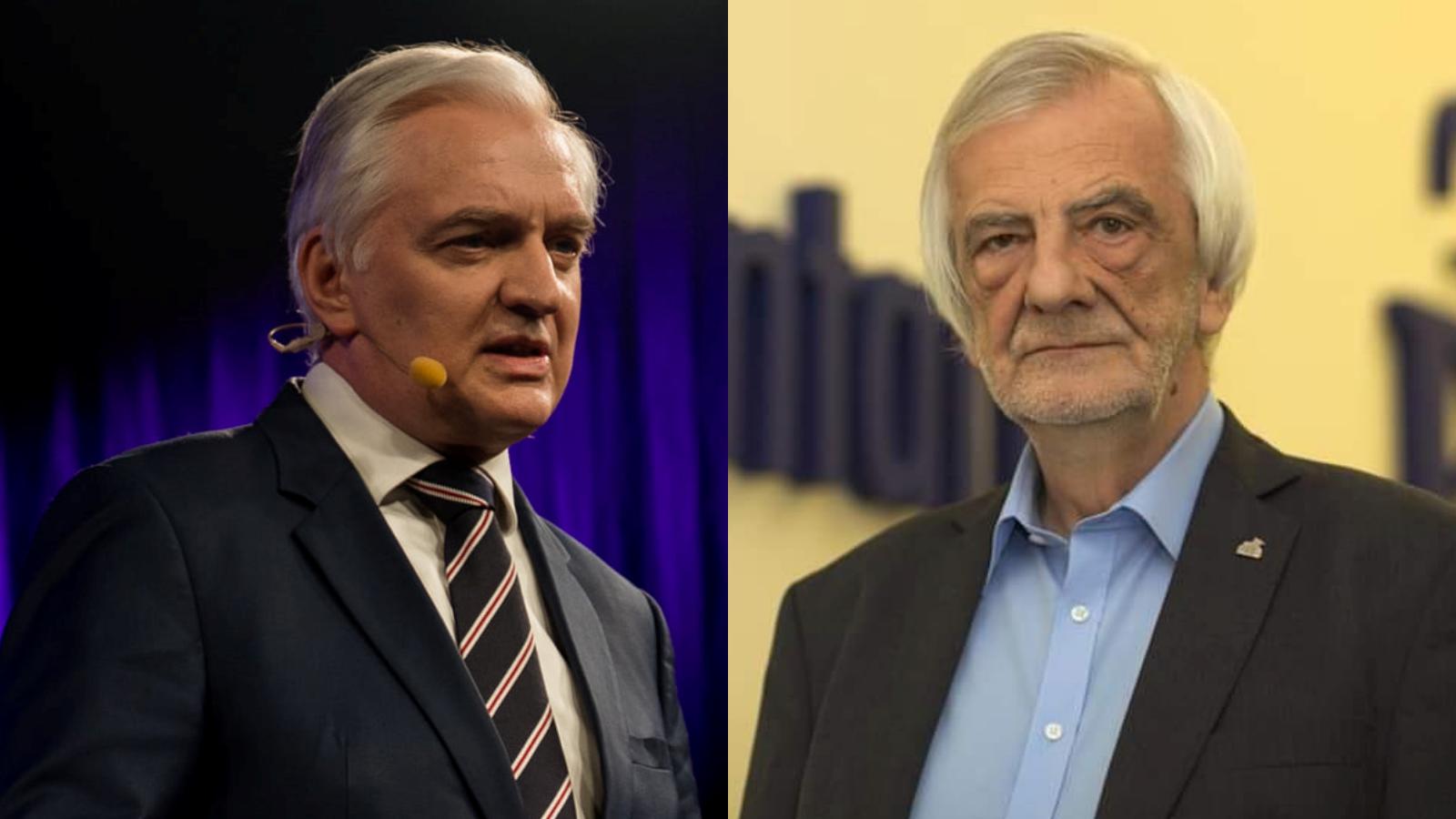 Terlecki trafi na dywanik do Kaczyńskiego? Gowin chce, aby prezes zareagował