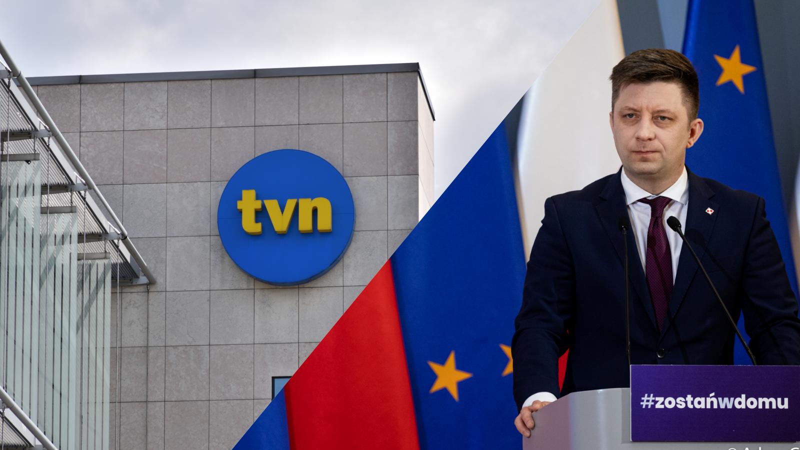 """""""Wolne media"""". Dworczyk miał konsultować odpowiedzi na pytania mediów z dziennikarzem TVN"""