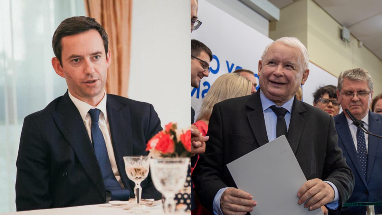 """Politycy, którzy odeszli od Gowina spotkali się z Kaczyńskim: """"Negocjujemy umowę koalicyjną"""""""