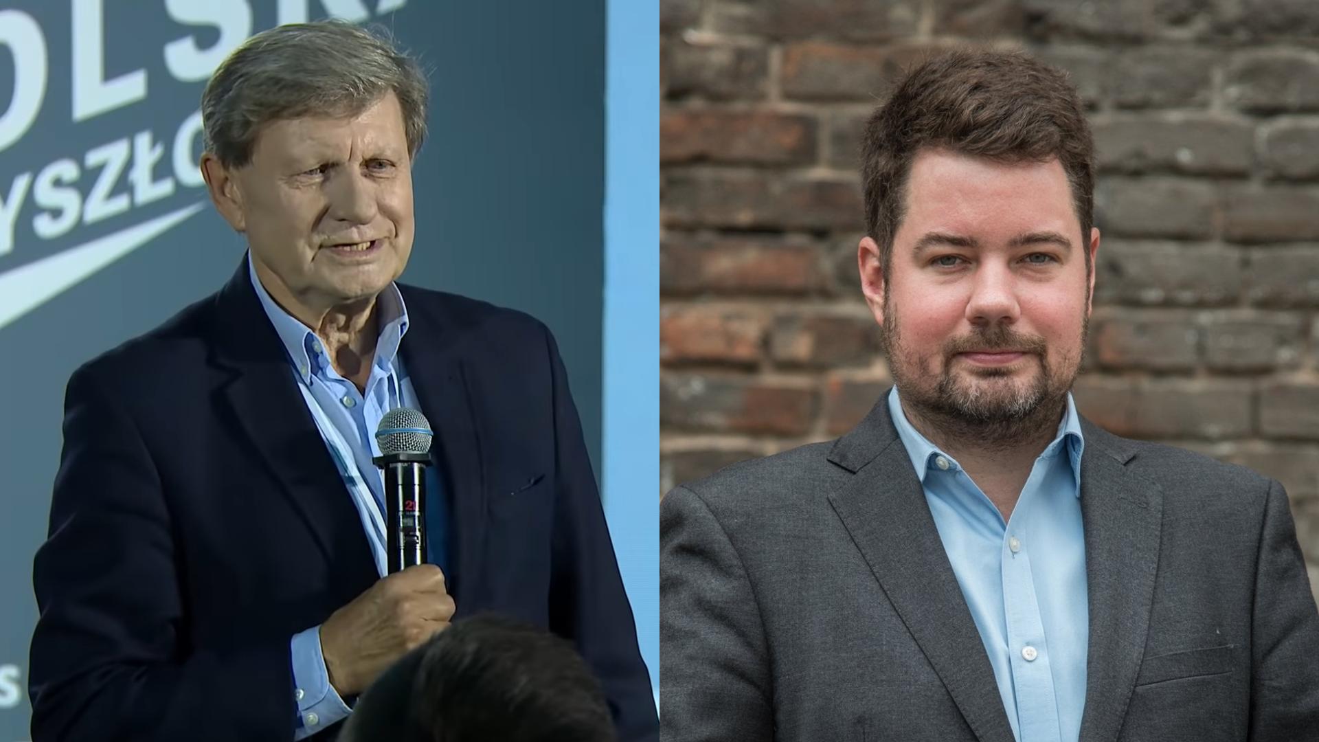 """Rydliński o słowach Balcerowicza: """"To powrót do przeszłości"""""""