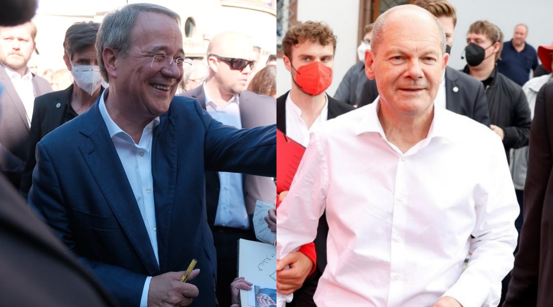 Exit polls: CDU/CSU i SPD po 25%, Zieloni – 15%, FDP i AfD – po 11%, Die Linke – 5%