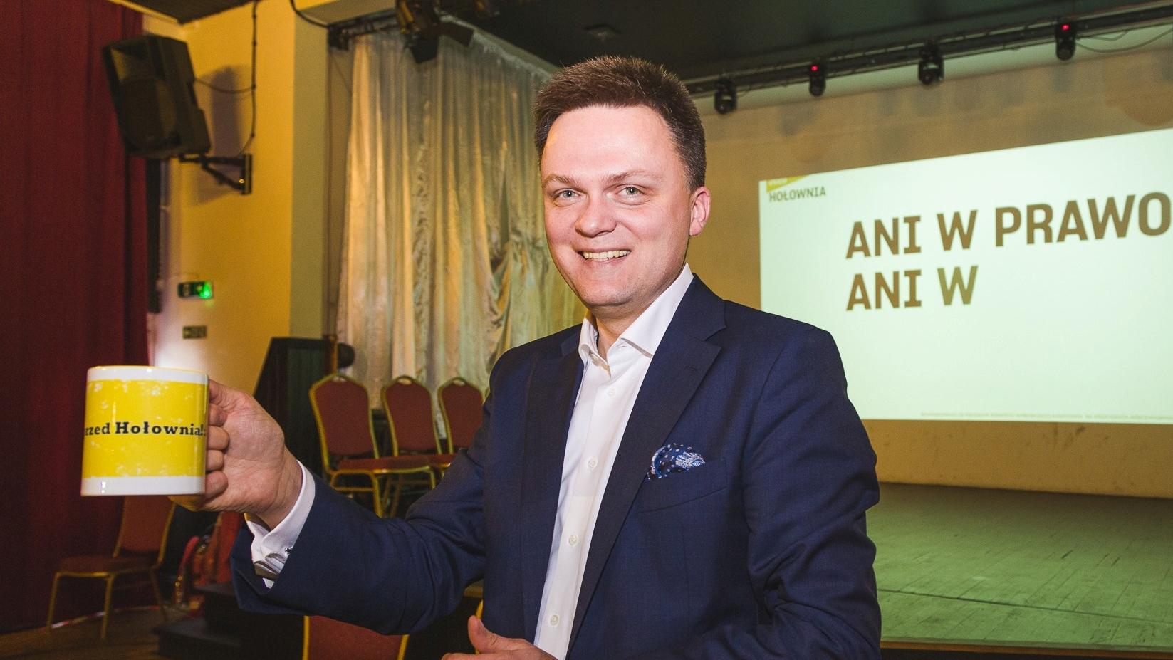 Ujawniono majątek Szymona Hołowni. Internauci zaskoczeni