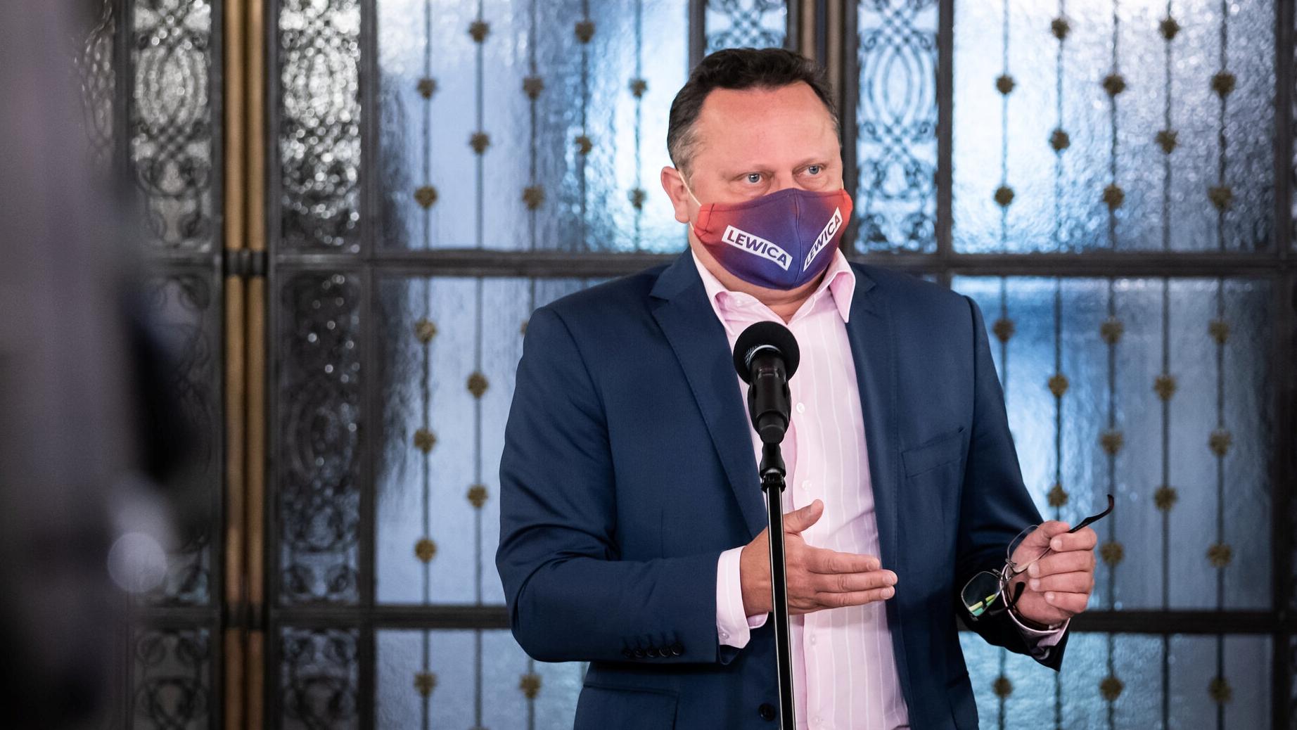 Lewica ostro o propozycji Morawieckiego. Szejna: To testowanie zamachu stanu