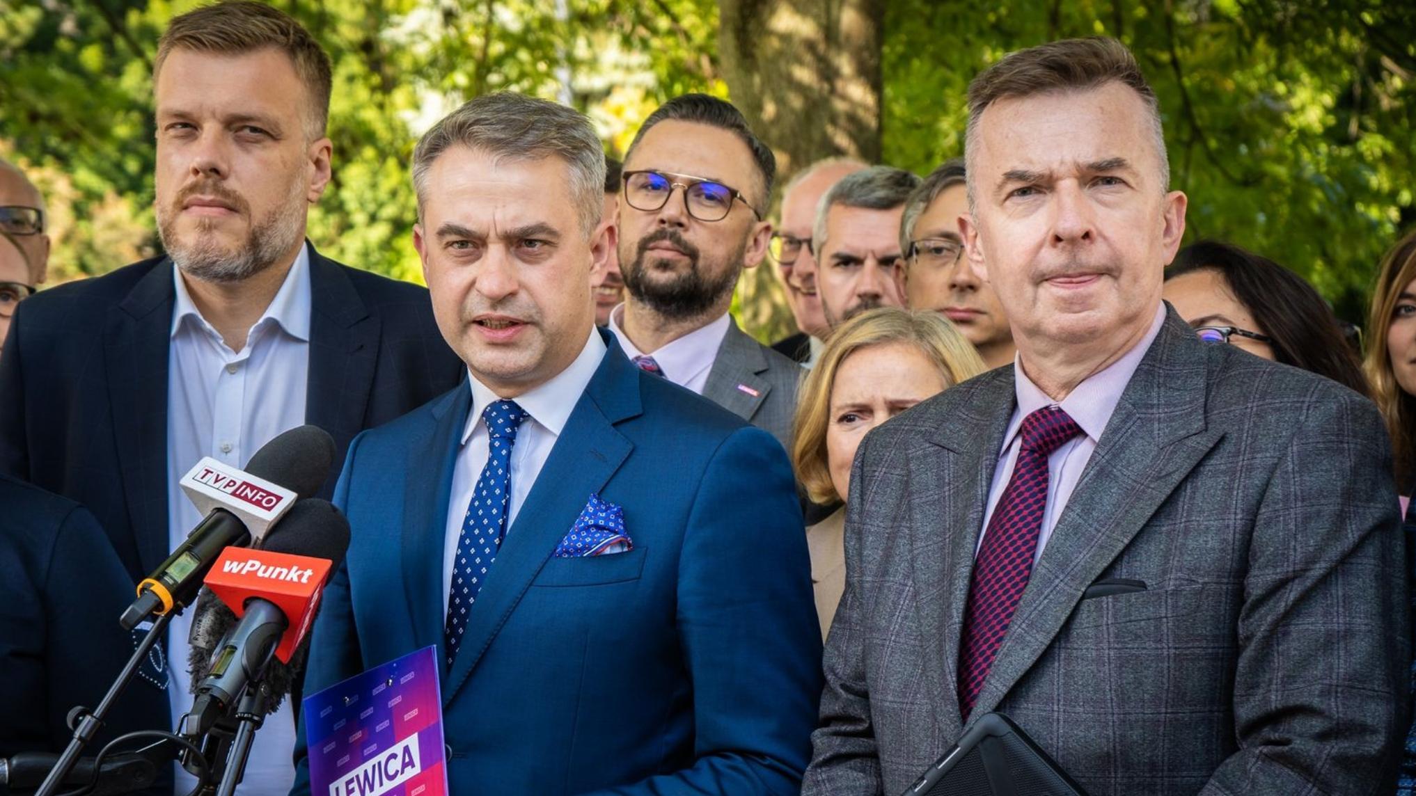 Lewica podtrzymuje stanowisko. Parlamentarzyści nie poprą rozporządzenia prezydenta