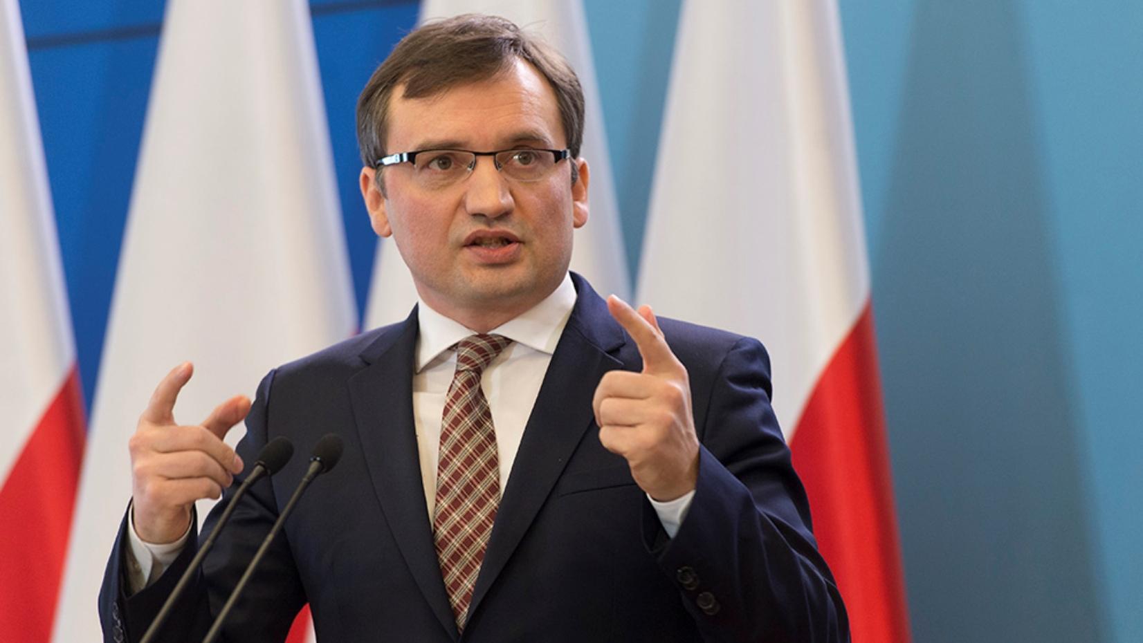 Ziobro: Decyzja Komisji Europejskiej jest kolejnym przejawem agresji wobec Polski
