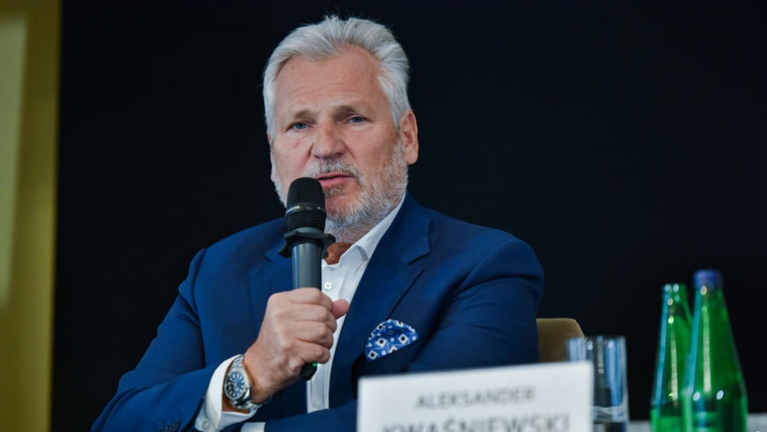 Kwaśniewski: Chciałbym dodać siły i wiary Nowej Lewicy, na kongresie będę jako weteran