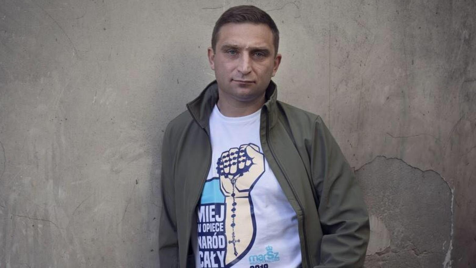 Bąkiewicz: Chętnie spotkam się z panią Traczyk-Stawską, PO wykorzystuje weteranów