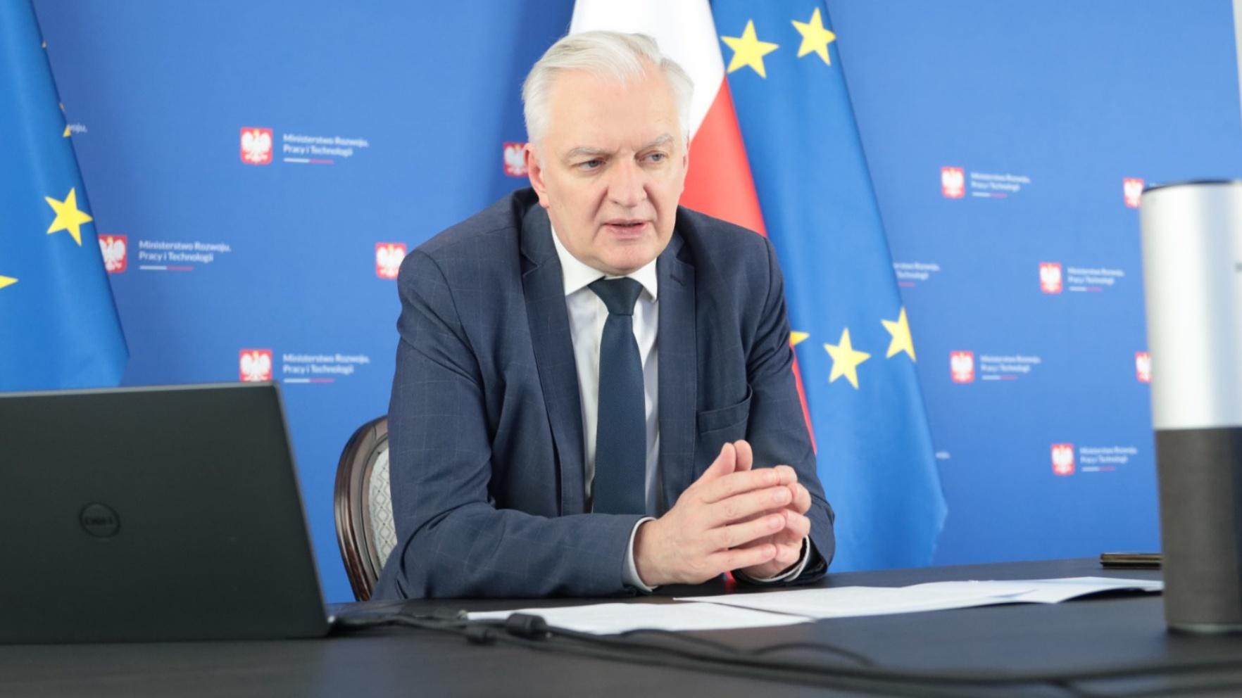 Gowin: Wiem, że Jarosław Kaczyński tego nie zrobi, ale sytuacja jest poważna